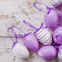 Celebrate Easter Sunday with 3!