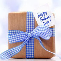 Celebrate Father's Day with 3!