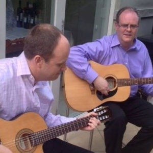 Live Music by the Gilmartin Brothers